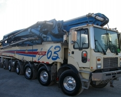 Reduced price for this 2007 63m Putzmeister on a TOR