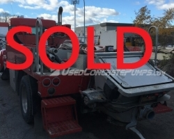 2010 Kenworth T370 with Putz VS70 PTO mounted ID#1638 SOLD JANUARY 2016