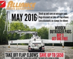 May parts specials - save up to $650!