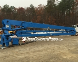 2002 32m Schwing Concrete Placement Boom ID#1847