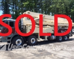 SOLD! 1997 Schwing 42m on a 1997 Freightliner SOLD FOR $87,500 NOV. 2016 ID#1851