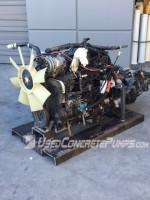 Used ISL-350-2100 2012 Cummins 8.9 L Engine ID#1876