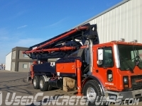 2007 36m Concord on a 2007 Mack