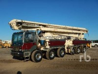 Ritchie Bros. LOT #3971 1997 52m Schwing on a 1997 Tor Chassis