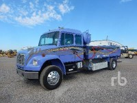 Ritchie Bros. LOT #3975 2002 BPL2000 Schwing on a 2003 Freightliner FL80