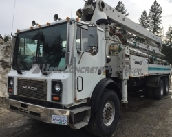 BLOW OUT PRICE!!! 2004 36m CIFA on a 2004 Mack