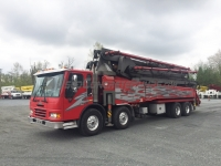 2008 52m KCP on a 2008 American Lafrance