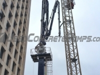 2015 38m Concord Placing Boom and Tower