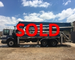 PRICE REDUCED!! 1998 32m Schwing on a Mack
