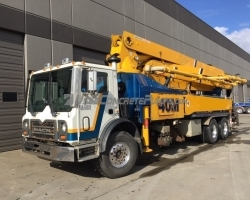 PRICE REDUCED!! 2010 40m KCP on a Mack