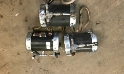 Used Con Forms Air Cuff with Fittings (Drum Style)