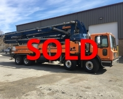 BLOW OUT PRICE!!! 2004 42m Schwing
