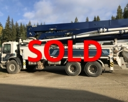 REDUCED PRICE!! 2001 36 m Jun Jin on a Mack