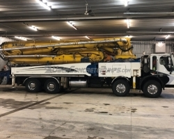 2007 Alliance 48 meter Mounted on an American Lafrance