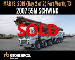 AUCTION 2007 55M Schwing