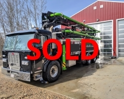 REDUCED PRICE!! 2013 37m Alliance on a 2014 Peterbilt