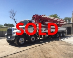 REDUCED PRICE! 2014 47m Alliance on a Freightliner 114