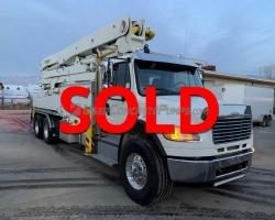 REDUCED PRICE! 2013 37Z Alliance on a Freightliner