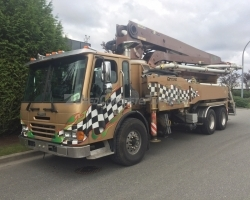 2008 36X Concord on a 2007 American LaFrance