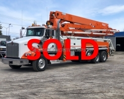 REDUCED PRICE! 2018 38m Alliance on a 2019 Kenworth