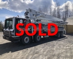 REDUCED PRICE! 1997 42m Putzmeister on a 1998 Mack