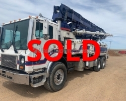 REDUCED PRICE! 2000 37M Pumpstar on a 1998 Mack