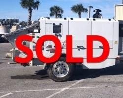 2019 SP500 Schwing Line Pump