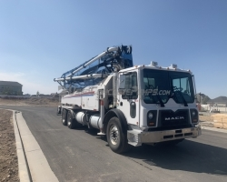 2008 36m Concord on a Mack