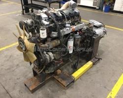 Mack E7-350 engine