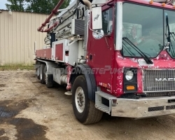 2004 36Z CIFA on a Mack MR