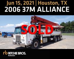 AUCTION 2006 37m Alliance