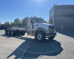 NEW 2020 Mack Granite GR86F chassis